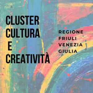cluster cultura fvg